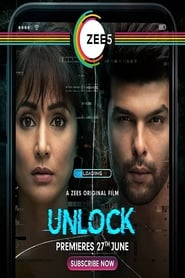 Unlock – The Haunted App (2020) Hindi HDRip