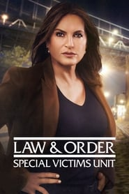 Poster Law & Order: Special Victims Unit - Season 22 Episode 4 : Sightless in a Savage Land 2021