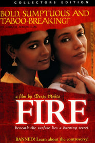 Poster Fire 1997