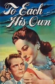 To Each His Own (1946) online ελληνικοί υπότιτλοι