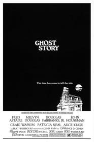 Poster for Ghost Story
