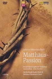 Bach Matthäus-Passion 2012