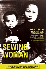 Sewing Woman