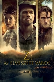 The Lost City of Z movie poster
