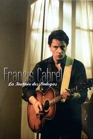 Poster Francis Cabrel - La tournée des Bodegas 2005