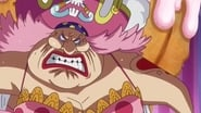 ¡Una confrontación fatídica! Luffy y Big Mom