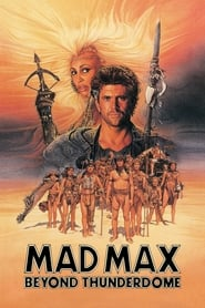Poster Mad Max Beyond Thunderdome 1985