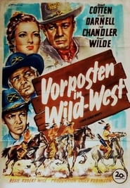 Gucke Vorposten in Wildwest