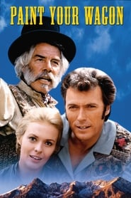 Poster Paint Your Wagon 1969