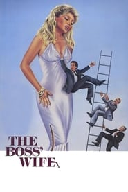 Poster The Boss' Wife 1986