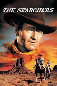 Poster The Searchers 1956
