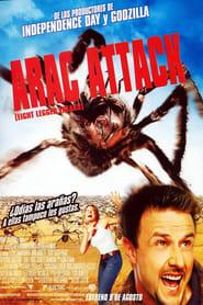 El Ataque De Las Arañas HD 720p Español Latino