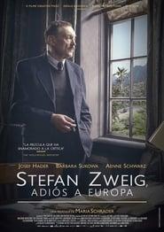 Stefan Zweig, adiós a Europa (2016)