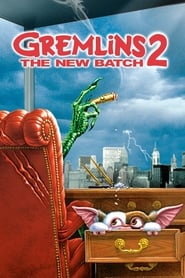 Poster Gremlins 2: The New Batch 1990