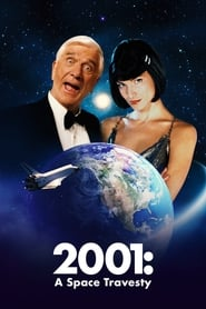 Poster 2001: A Space Travesty 2000