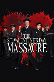 Poster for The St. Valentine's Day Massacre