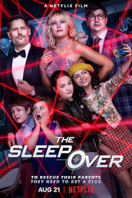 The Sleepover (2020) Hindi Dubbed Netflix