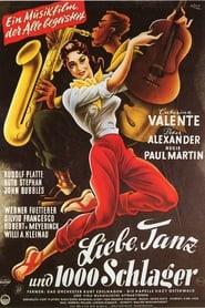 Liebe, Tanz und 1000 Schlager 1955