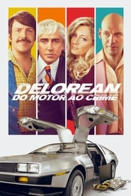 Imagem Delorean – Do Motor ao Crime
