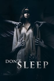 Poster for Don't Sleep