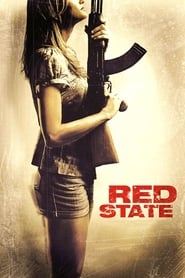 Poster for the movie, 'Red State'