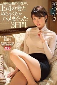While My Boss Was Away On A Business Trip, I Fucked The Shit Out Of The Boss's Wife For 3 Whole Days. Tsukasa Aoi