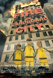 Fire in Cardboard City