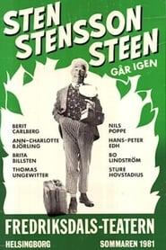 Sten Stensson Stéen går igen 1982