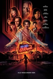Bad Times at the El Royale [2018]
