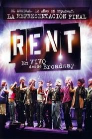 Rent: En vivo desde Broadway en cartelera