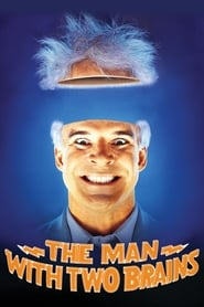Poster The Man with Two Brains 1983