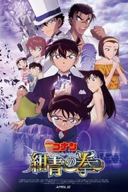 Poster Detective Conan: The Fist of Blue Sapphire 2019