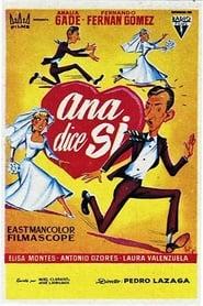 Ana dice sí 1958