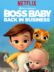 The Boss Baby: Back in Business - Season 2 (2018) poster