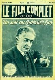 Un soir au cocktail's bar 1929