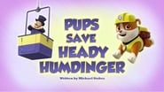 Pups Save Heady Humdinger