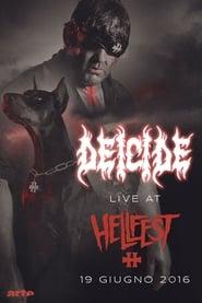 Deicide: Hellfest 2016