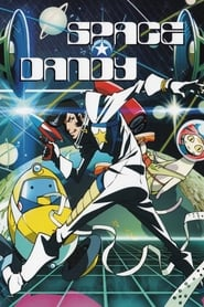 Poster Space Dandy 2014