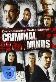 Seriencover von Criminal Minds