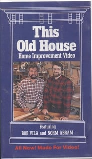 Poster This Old House: Home Improvement Video 1970