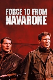 Poster for Force 10 from Navarone