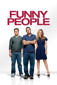 Poster for Funny People
