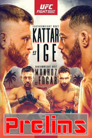 UFC on ESPN 13: Kattar vs. Ige – Prelims