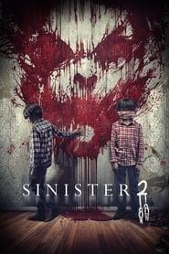 Poster for Sinister 2