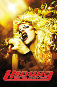 Poster Hedwig and the Angry Inch 2001