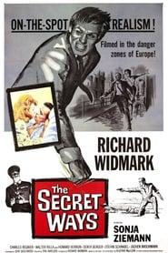 The Secret Ways (1961)