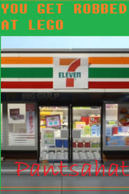 You get robbed at Lego 7-Eleven