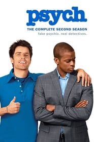 Psych Season 2 Episode 4