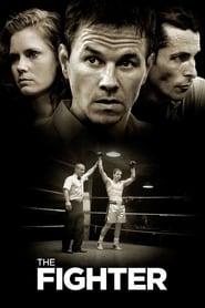 Poster for the movie, 'The Fighter'