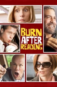 Poster Burn After Reading 2008